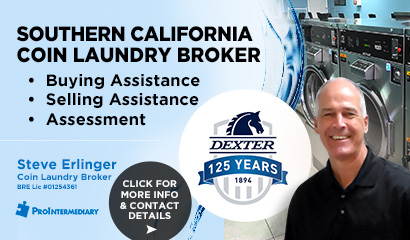 Steve Erlinger Laundry Advisor Business Broker