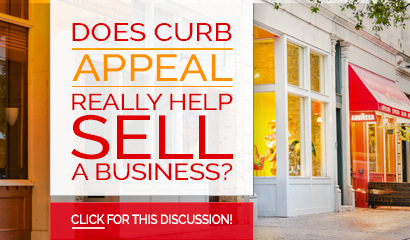 Curb Appeal Selling A Business