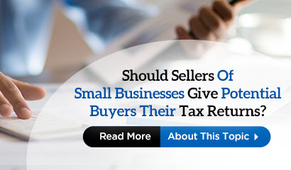 Should You Give Buyers Tax Return