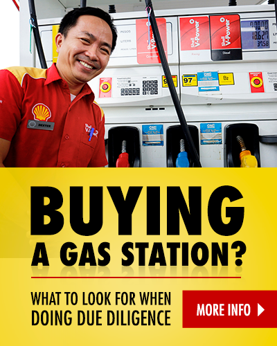 Buying A Gas Station Due Diligence