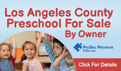 Los Angeles Preschool For Sale By Owner