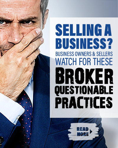 Watch Out For These Business Brokers
