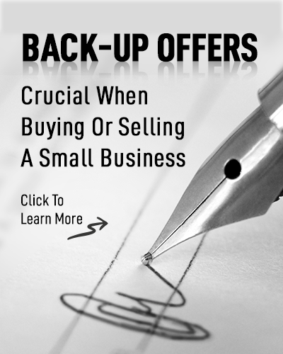 Back Up Offers Should Be Completed