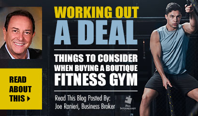 Buying A Gym Fitness Center
