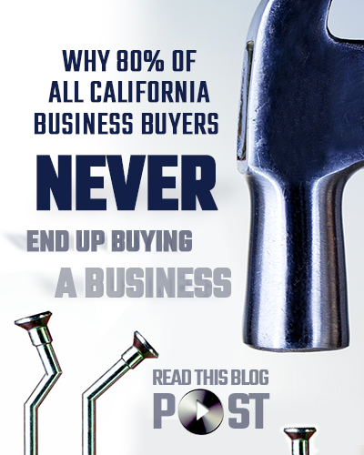 Low Success Rate Business Buying