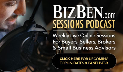 BizBen Sessions Podcast Live Show
