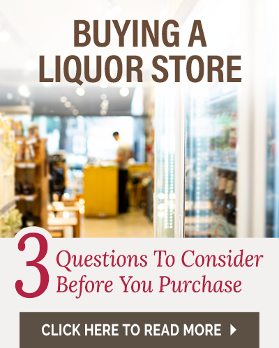 Buying A Liquor Store