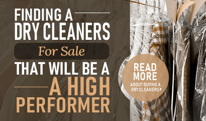 Buying A Dry Cleaners