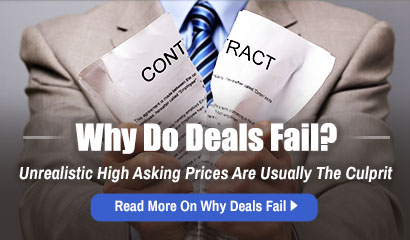 Why Deals Fail Over 50 Percent
