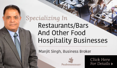 Manjit Singh Business Broker SF Bay Area