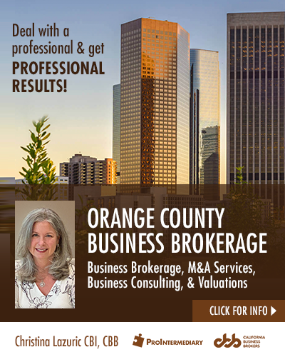 Christina Lazuric Business Broker