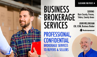 John Willingham Business Broker