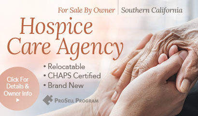 Hospice Agency For Sale Southern California