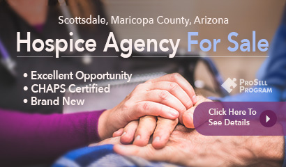 Scottsdale Maricopa Arizona Hospice Agency For Sale