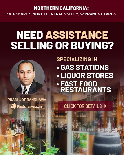 Prabhjot Randhawa Business Broker Northern California