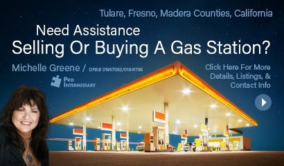 Michelle Greene Gas Station Broker Central Valley