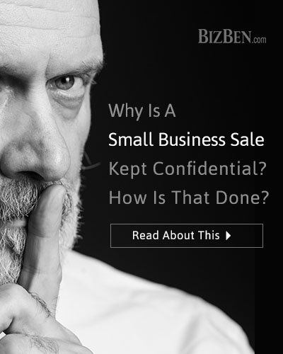 Why Is A Business Kept Confidential