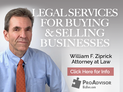 Bill Ziprick Transactional Attorney
