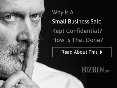 Keeping A Business Sale Confidential