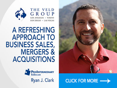 Ryan Clark Business Broker Southern California