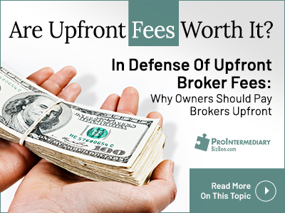 Are Upfront Fees Worth It