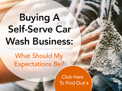 Buying A Car Wash Small Business