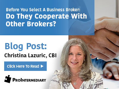 Co Brokerage When Selling A Business