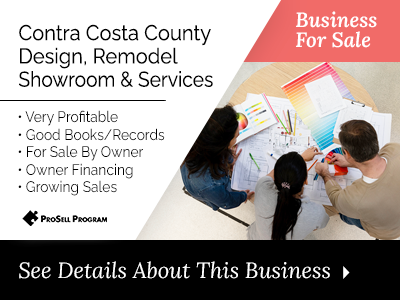 Contra Costa Business For Sale