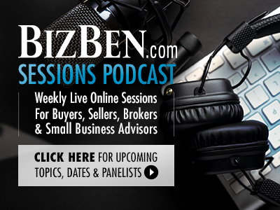 BizBen Thursday Evening Podcast Sessions