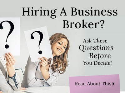 Questions To Ask A Business Broker