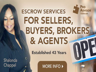 Shalonda Chappel Southern California Escrow