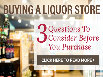 Questions When Buying A Liquor Store