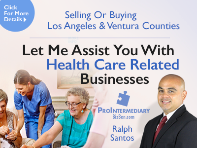 Ralph Santos California Business Broker