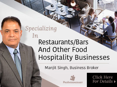 Manjit Singh Business Brokerage Services