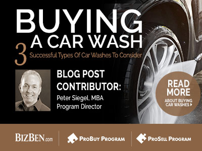 3 Car Wash Types To Purchase
