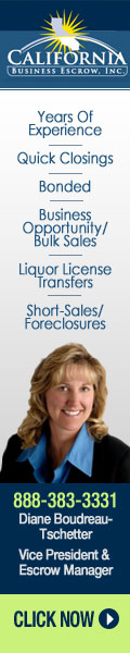 Diane Boudreau-Tschetter California Business Escrow, Inc.