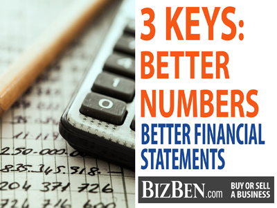 Better Financial Statements When Selling