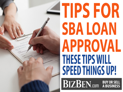 SBA Loans When Buying A Business