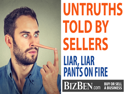 Beware These 6 Possible Seller Lies