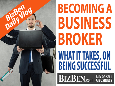 Becoming A California Business Broker