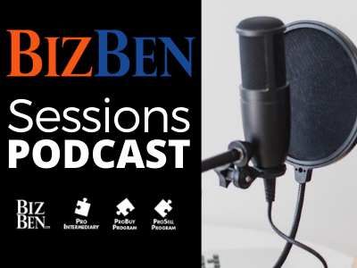 BizBen Live Podcast Sessions Thursday Evenings