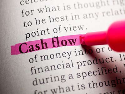 Cash Flow Is Important To Business Financing
