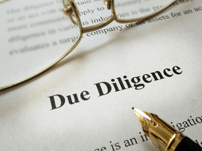 Business Buyers Due Diligence