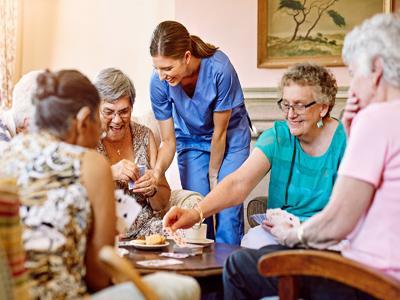 Image result for elder care homes