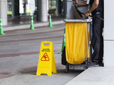 Buying A Janitorial Business