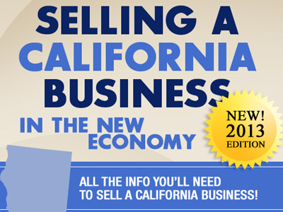 New eBook Reveals How to Selling A California Business