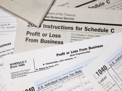 Tax Returns Small Business Buying