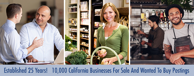 Sell A California Small Business