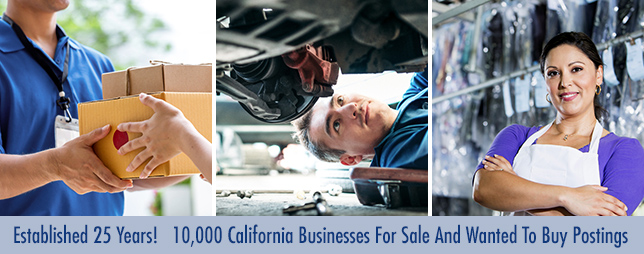 Buy A California Small Business