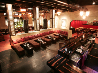 Oldtown Pasadena Upscale Restaurant Lounge Dancing For